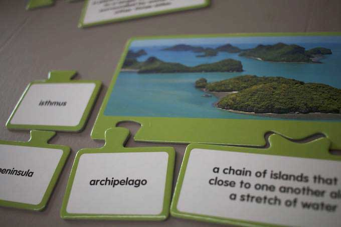 How to make learning geographic landforms fun and meaningful State Map Salt Dough Landform Project on salt dough project california regions map, 3d landform project map, create your own island project map,
