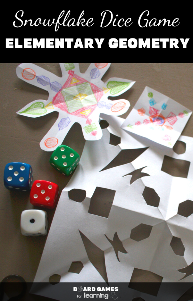 How To Make Geometry Flakes A Roll And Create Dice Game